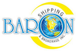 Baron Shipping and Brokerage Inc. Logo